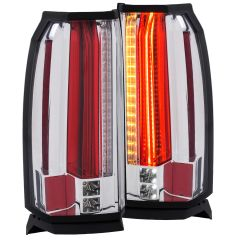GMC YUKON/ XL / DENALI 15-19 L.E.D TAIL LIGHTS CHROME