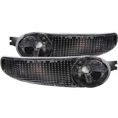 GMC SIERRA DENALI / YUKON/XL DENALI 01-06 PARKING/SIGNAL LIGHTS BLACK