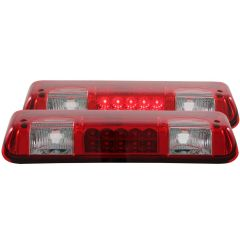 FORD F-150 04-08 L.E.D 3RD BRAKE LIGHT RED/CLEAR