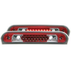 DODGE RAM 1500 02-08 / 2500/3500 03-09 L.E.D 3RD BRAKE LIGHT RED/CLEAR