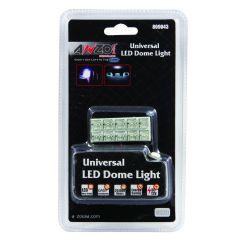 "UNIVERSAL L.E.D DOME LIGHT 2""x.75"""