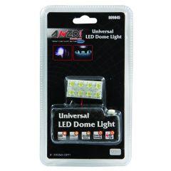 "UNIVERSAL L.E.D DOME LIGHT 1.5""x.75"""