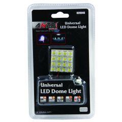 "UNIVERSAL L.E.D DOME LIGHT 1.25""x1.25"""