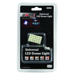 "UNIVERSAL L.E.D DOME LIGHT 1.25""x.75"""
