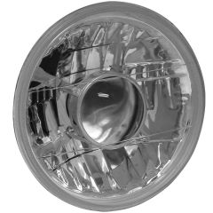"H4 7"" ROUND PROJECTOR HEADLIGHT (EACH)"