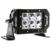 "6"" RUGGED HI-INTENSITY 3W LED OFF ROAD LIGHT (Spot)"