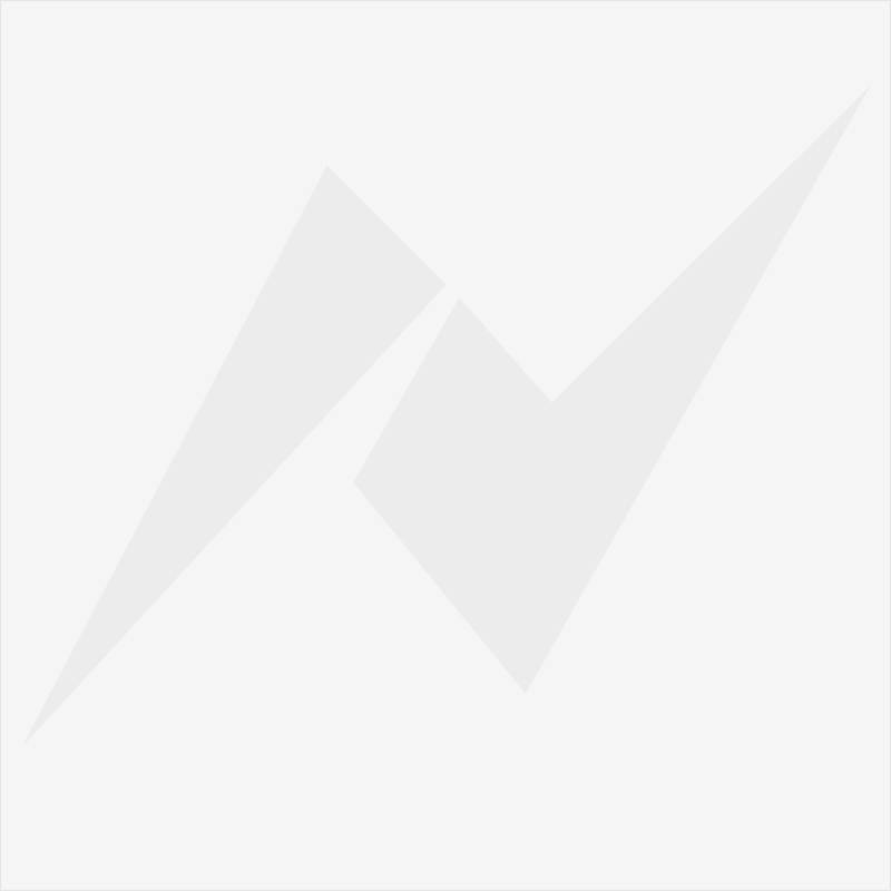 TOYOTA TACOMA '16-19 PROJECTOR PLANK STYLE HEADLIGHT CHROME AMBER (W/ LED DRL)