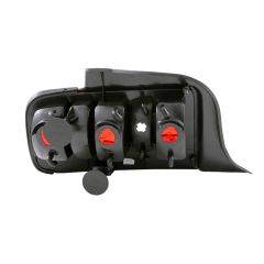FORD MUSTANG 05-09 TAIL LIGHTS RED/CLEAR