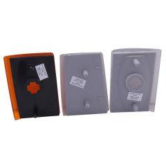 CHEVY/GMC C/K 88-93 / BLAZER/SUBURBAN/YUKON 92-93 EURO CORNER LIGHTS CLEAR 6PC