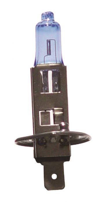 SUPER WHITE HALOGEN BULB H1(12V 55W)
